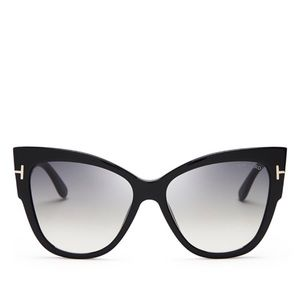 BNWT Tom Ford Anoushka Sunglasses in Black